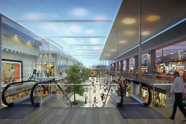 Lakeside: Now will work on advertising for its parent, Intu