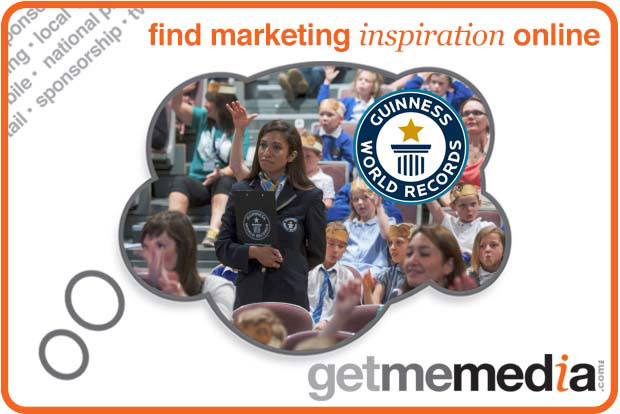 Authenticate your brand with a Guinness World Records Judge