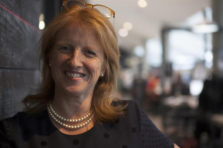 Janet Markwick: before Grey worked at Sony and Coca-Cola