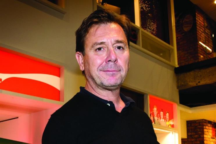 Coca-Cola: ex-European marketing chief Javier Sanchez Lamelas