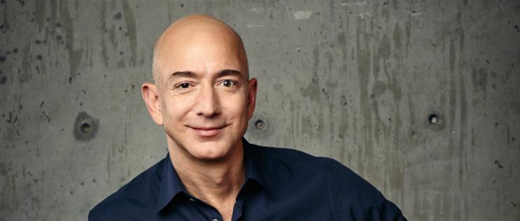 Amazon: CEO Jeff Bezos is willing to take risks in new markets