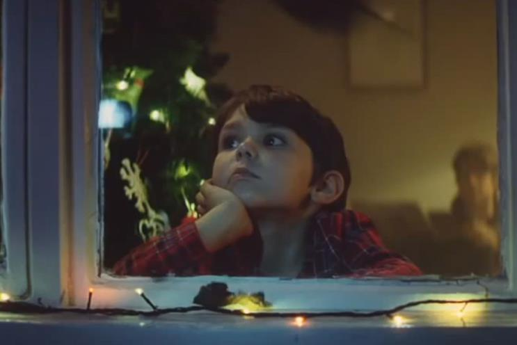 The Long Wait: tweets about John Lewis Christmas ads have been growing while sentiment declines