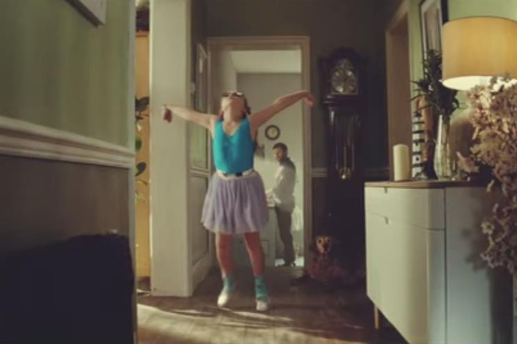 John Lewis: its insurance ad has taken the top spot in the Campaign Viral Chart