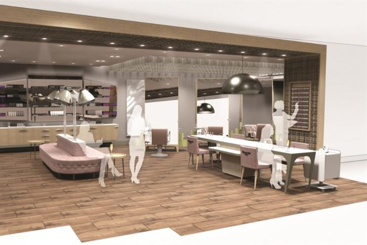 John Lewis: &Beauty concept spa shows how retail can be an 'experience'