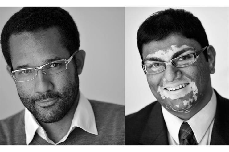 Lewis Silkin: Boko Inyundo, business development manager (left); Lewis Silkin; Paul Rajput, partner, corporate