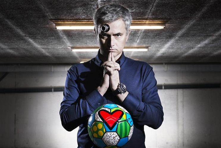 Chelsea FC: manager Jose Mourinho is already an ambassador for new sponsor Hublot