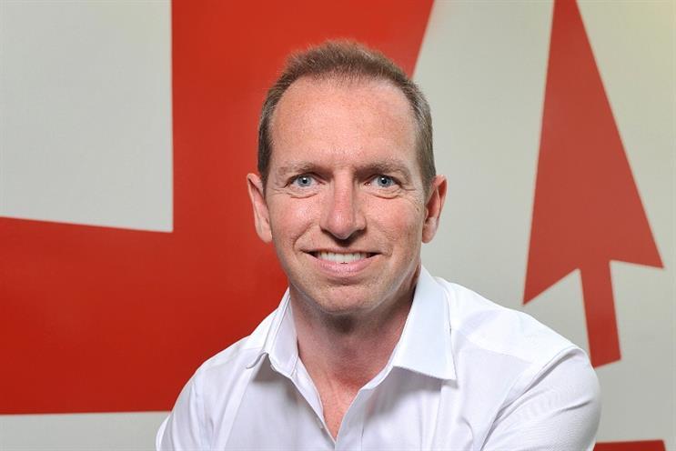 Just Eat: new CMO Barnaby Dawe