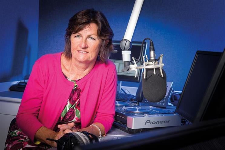 Siobhan Kenny: Radiocentre chief executive welcomed the latest radio audience figures