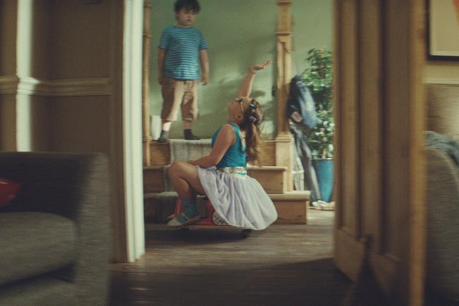 John Lewis Insurance: introduces the reckless ballerina