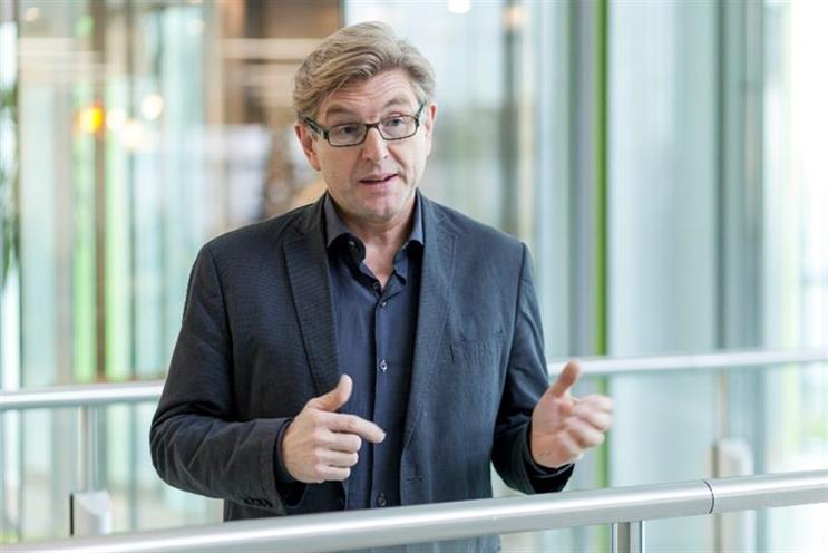Keith Weed: takes over HAT presidency from Sir John Hegarty