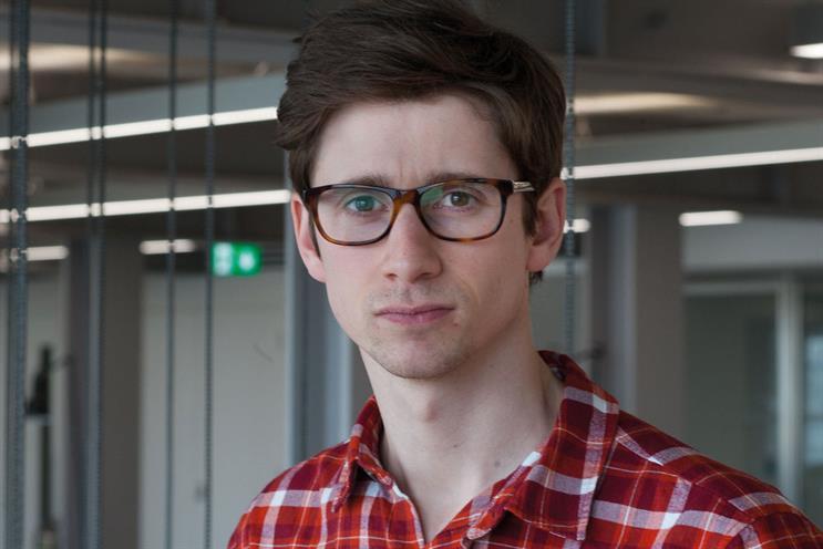Richard Bradford: group strategy director, MEC
