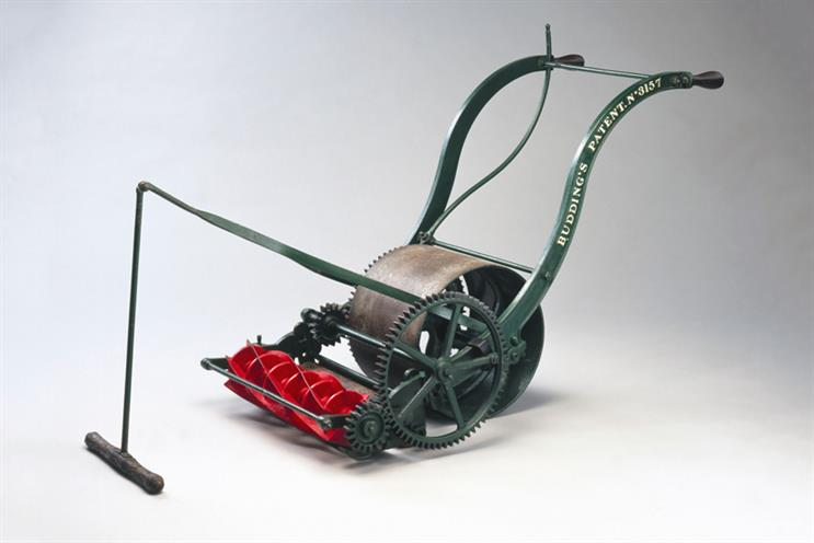 How a lawnmower created your job