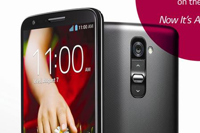 LG unveils G2 'Learning from you' multi-million pound launch