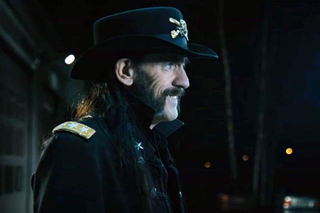 Lemmy: Motörhead frontman stars in ad by Finnish milk brand Valio