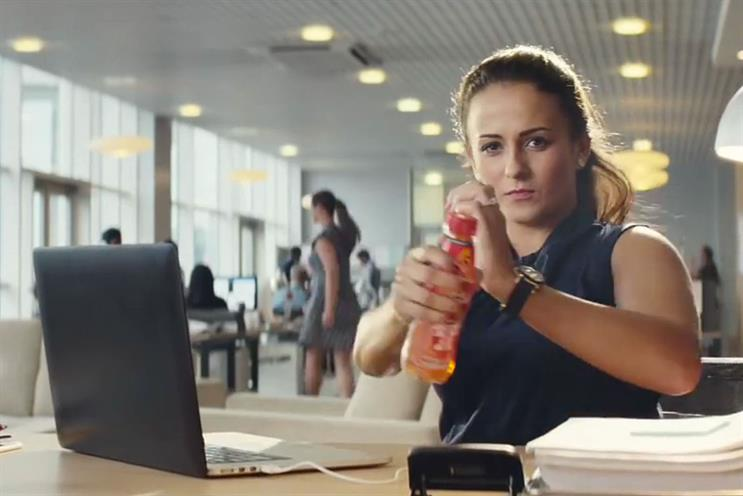 Thinkboxes winner July/August 2015: Lucozade