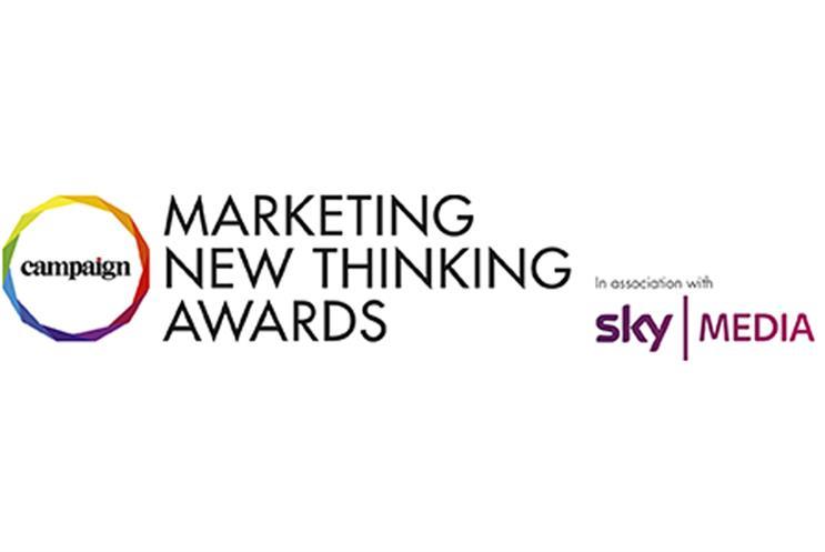 Marketing New Thinking Awards - 27 September, One Marylebone