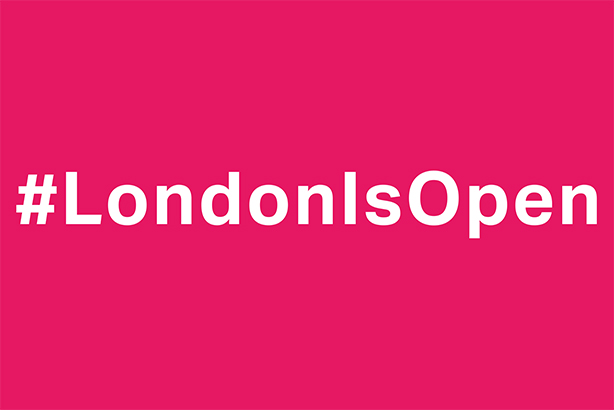 Sadiq Khan urges creative community to submit ideas for #LondonIsOpen drive