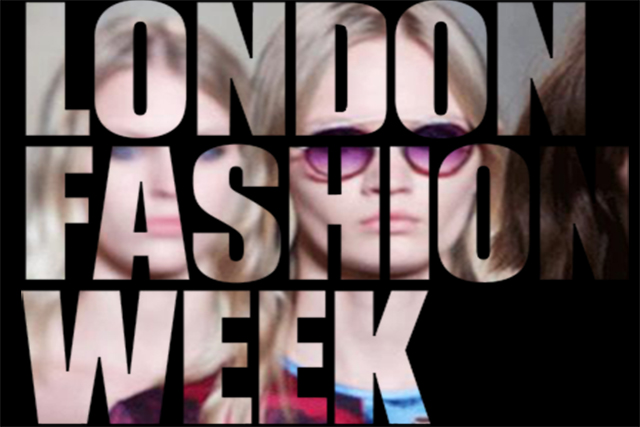 Burberry dominates social channels at #LFW