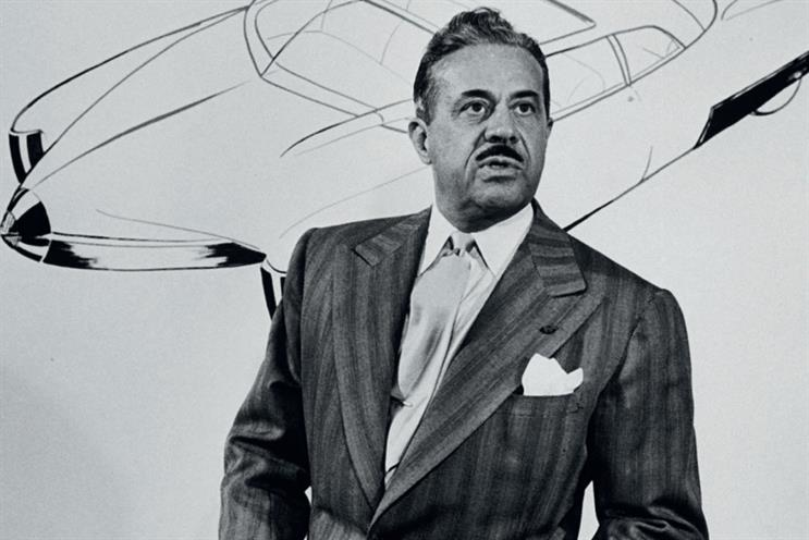 Raymond Loewy: the Maya theory plays to our interest in the new and our comfort with the familiar