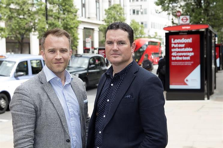 JCDecaux: Maher, left, will join from Mashable and Willes has been at the company for 17 years