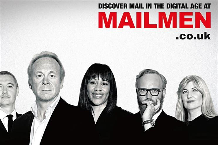 Publicis Chemistry's campaign for Royal Mail