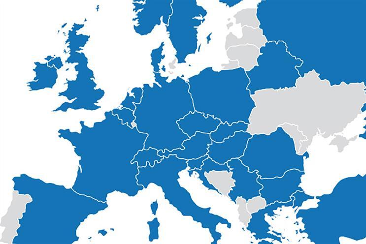 UK's online adspend dwarfs the rest of Europe