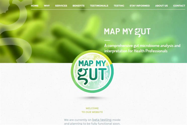 Cheil Health: MapMyGut is the new agency's first client