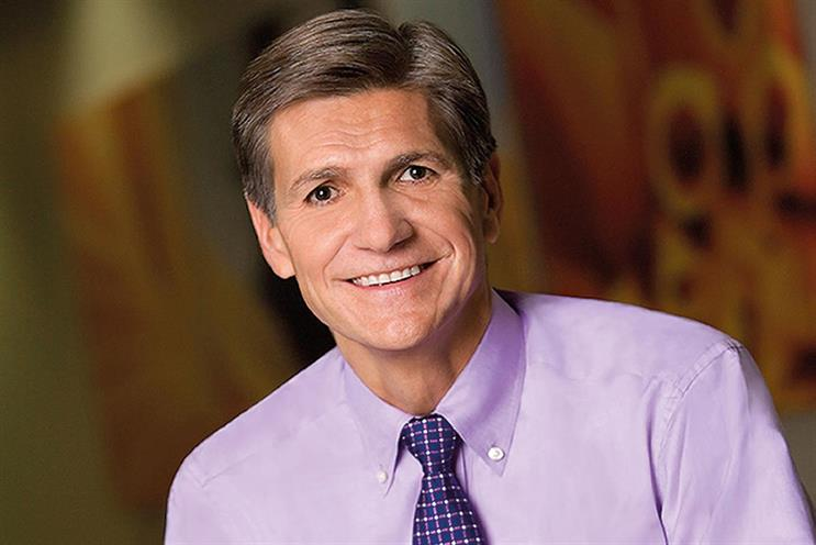 P&G: Chief brand officer Marc Pritchard