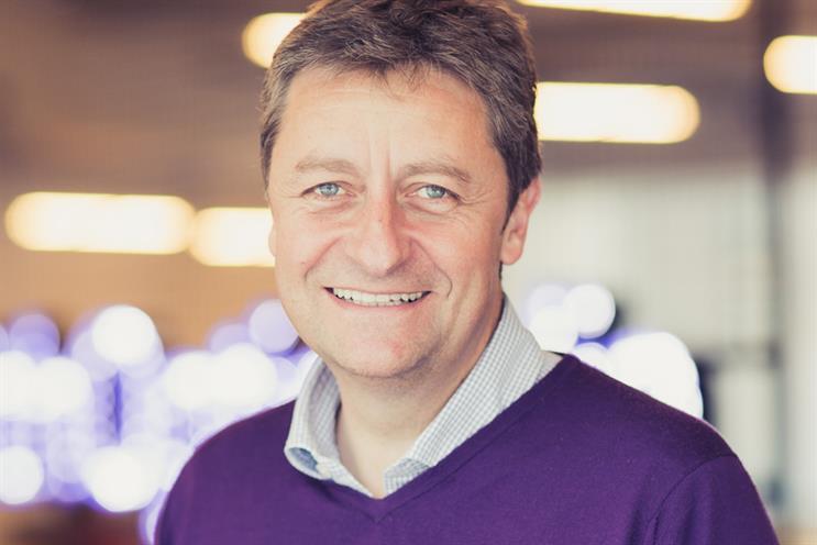 Mark Howley: chief executive at Zenith UK