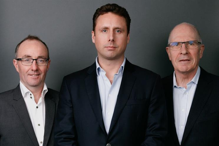 The Marketing Group: McElhatton; Graham; Elgie