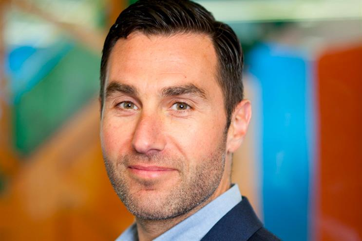 Matt Bush: leads Google's UK agency sales
