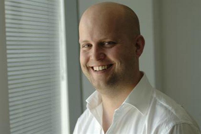 Matthew Landeman: head of client services at Carat