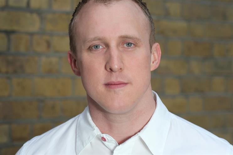 Mark Jackson: managing director at MC&C