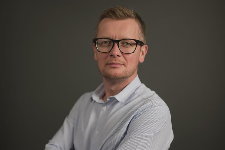 Jonathan Jesson: the new chief growth officer at McCann Central