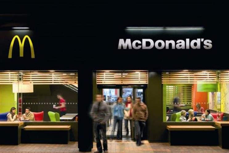 McDonald's: facing a hefty tax bill