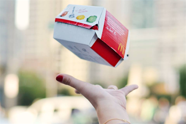 McDonald's: Looking for ways to connect with millennials