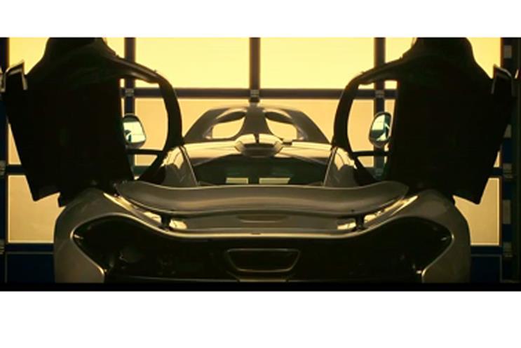 McLaren: seeks agency