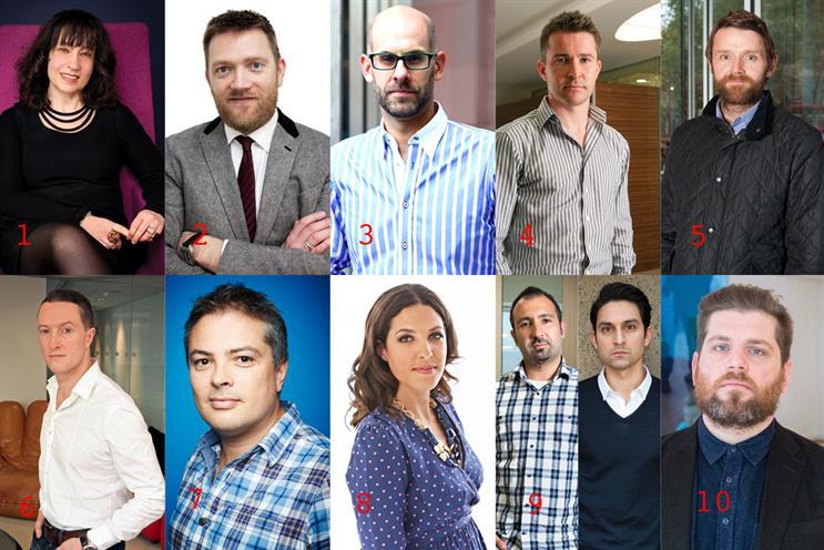 Top 10 media planners