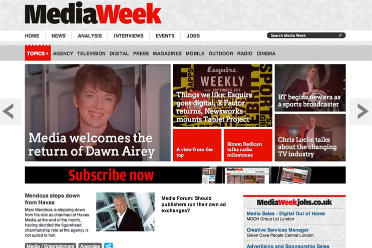New-look Media Week, now in its 28th year