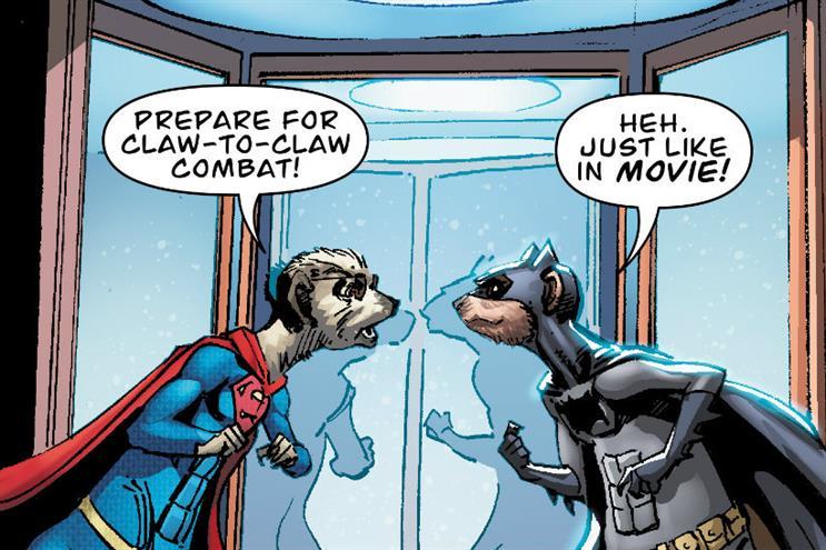 Comparethemarket.com: making the most of its Batman v Superman tie-up