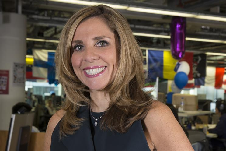 Nicola Mendelsohn, industry co-chair of the Creative Industries Council