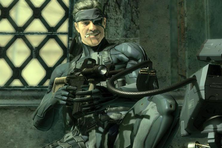 M&C Saatchi: will handle Metal Gear Solid V