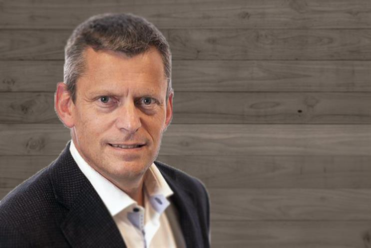 Glenn: stepping down as Marketing Society president
