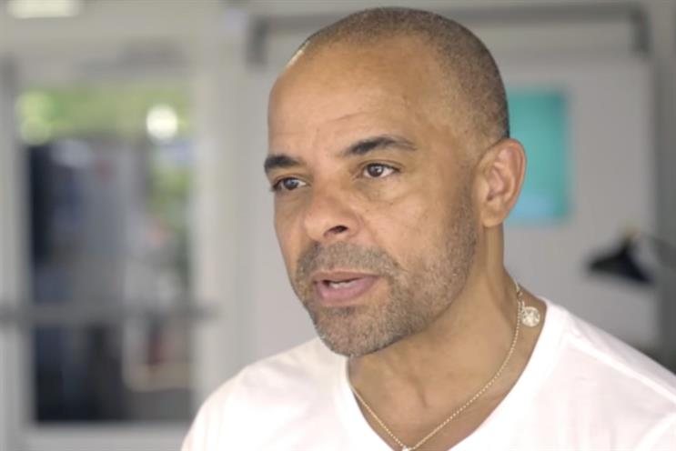 Jonathan Mildenhall: talks to Campaign at Cannes Lions