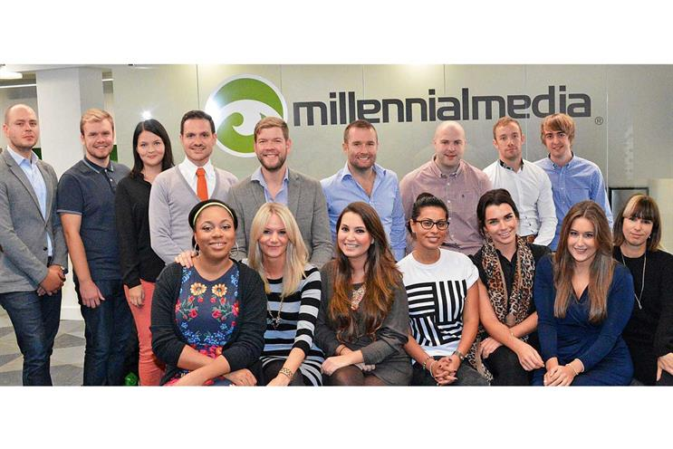 Campaign Media Awards 2013: Digital Sales Team of the Year