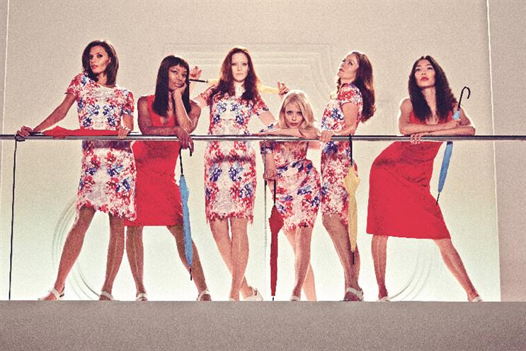 Marks & Spencer: 2014's Leading Ladies campaign