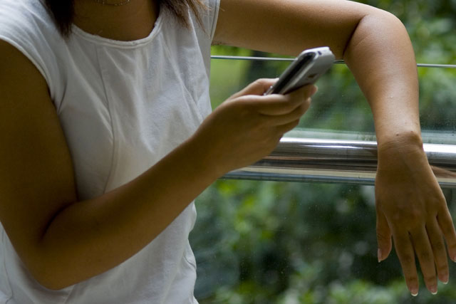 Smartphone: more than half of people in the UK will own a device by the end of this year