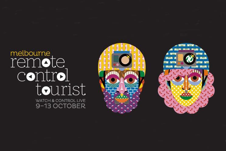 Tourism Victoria: launches Melbourne remote control tourist