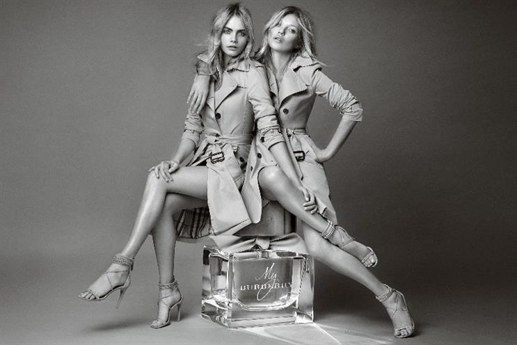 My Burberry: personalised campaign had impact on revenues