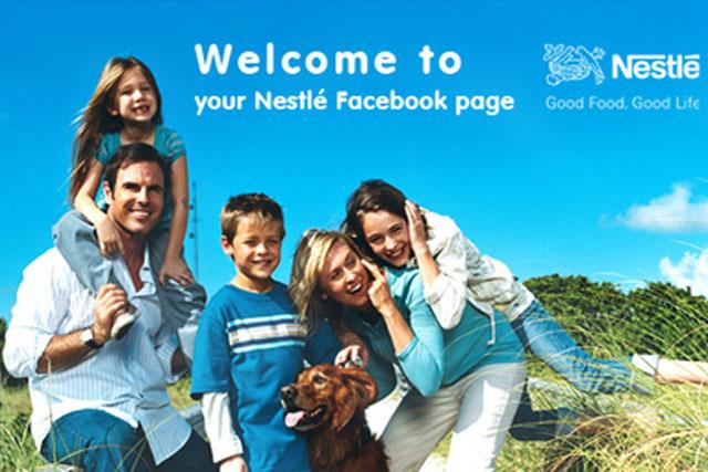 Nestlé: has 210 million fans on Facebook says Pete Blackshaw